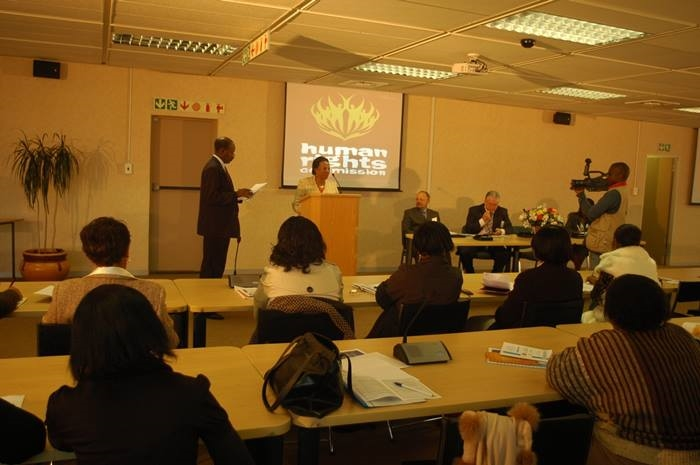2009 JHB International Conference on Peace in Africa 006