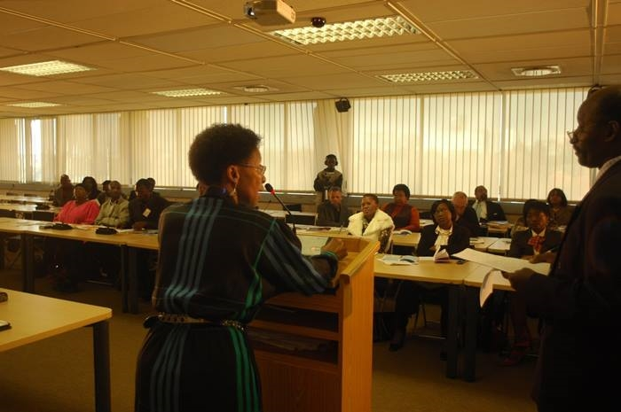 2009 JHB International Conference on Peace in Africa 012