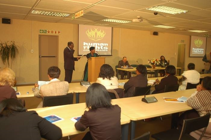 2009 JHB International Conference on Peace in Africa 013