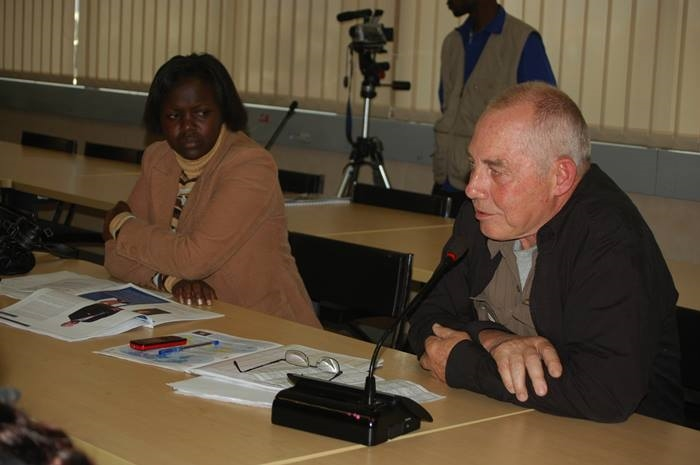 2009 JHB International Conference on Peace in Africa 035