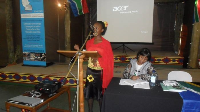 2010 Pietermaritzburg International Conference on Peace in Africa 001