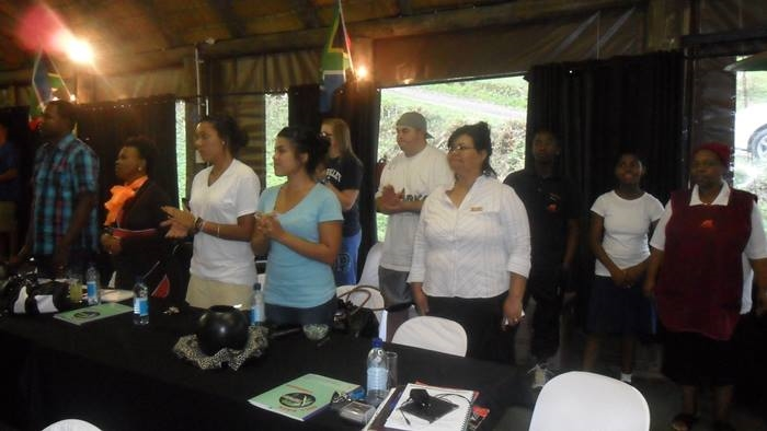 2010 Pietermaritzburg International Conference on Peace in Africa 010