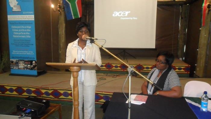 2010 Pietermaritzburg International Conference on Peace in Africa 040