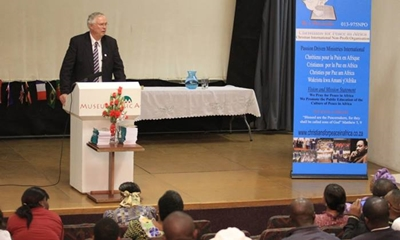 2011 Johannesburg International Conference on Peace in Africa 062