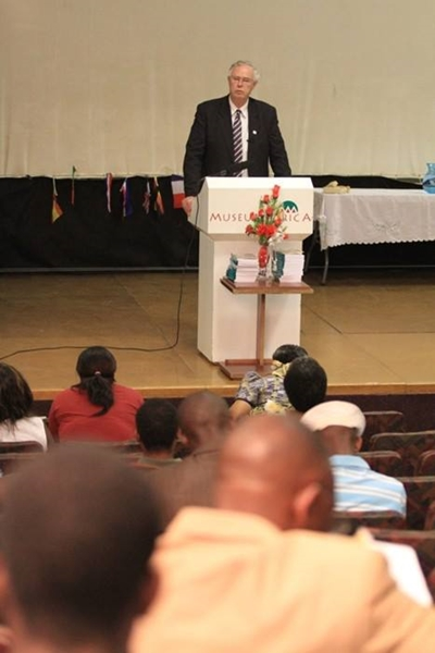 2011 Johannesburg International Conference on Peace in Africa 063