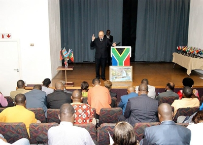 2011 Johannesburg International Conference on Peace in Africa 099