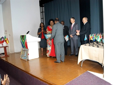 2011 Johannesburg International Conference on Peace in Africa 120