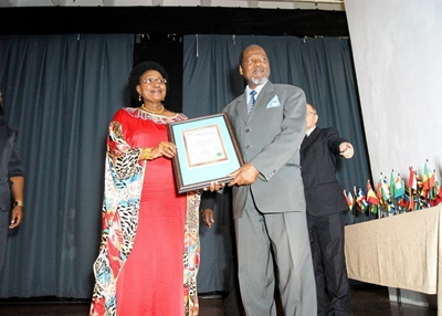 2011 Johannesburg International Conference on Peace in Africa 121