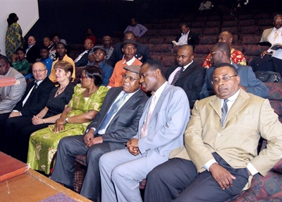 2011 Johannesburg International Conference on Peace in Africa 137