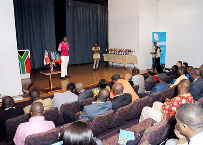2011 Johannesburg International Conference on Peace in Africa 153