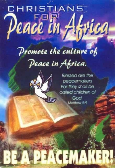 Christians for Peace in Africa 066