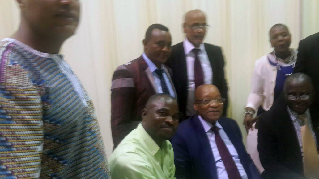 Meeting with Jacob Zuma 0002