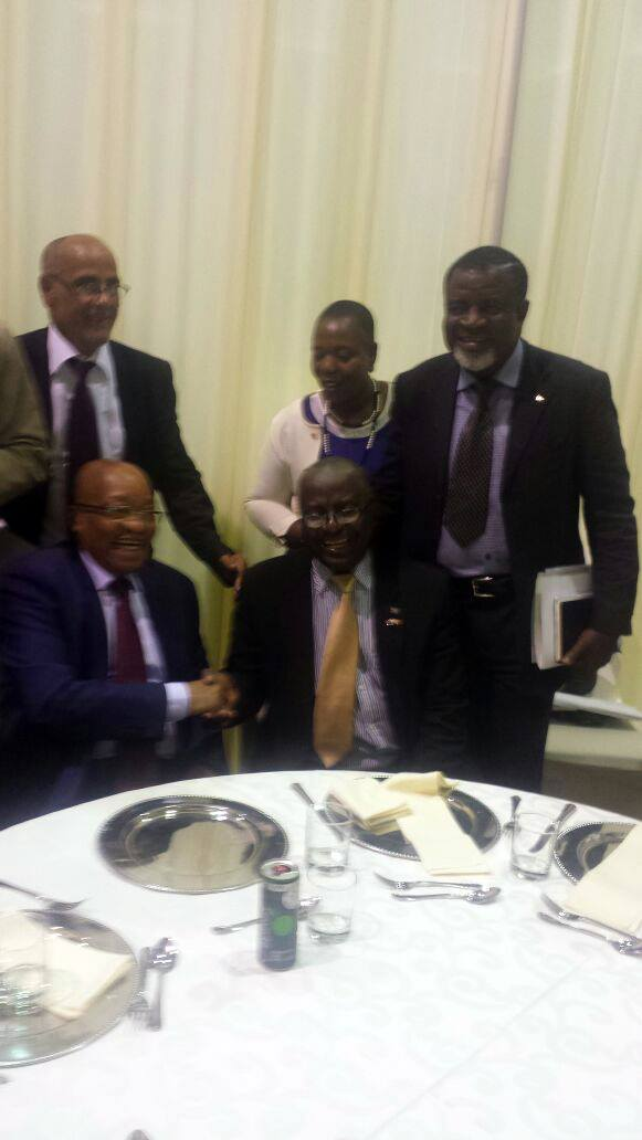 Meeting with Jacob Zuma 0007