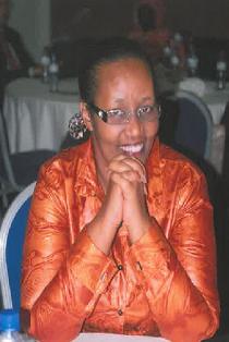 Mrs. Jacqueline U. Nzisabira, , BURUNDI