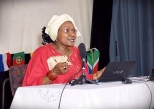 Dr .Scholastica Sylvan Kimaryo, TANZANIA