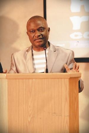 Rev.Dr Peter Muteba B.Kunsaka, DRC