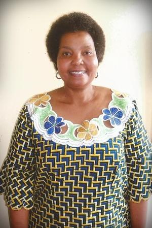 Mrs. Phylia Pantshwa, RSA