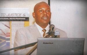 Dr John Mwesigwa Mugisa, PhD, DRC