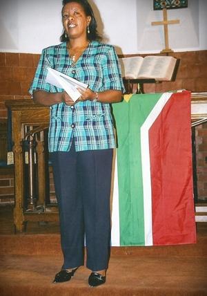 Pastor Janet Rogers Wanjiru Ntumba, KENYA