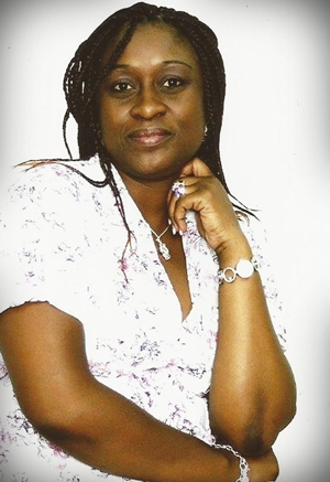 Mrs. Patience Nkongolo, DRC