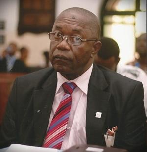 Mr. Alex Muanza Kiungu, DRC