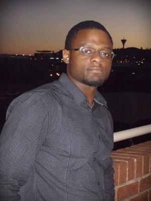 Mr. Cedric-Rene Alimeti Kitutu, DRC