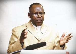 Rev.Dr Athas Cibangu Mpinga, PhD, DRC