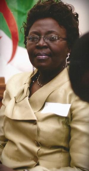 Dr Valentine Engoudou Douala- Mouteng, CAMEROON