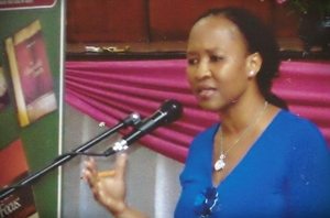 Pastor Miriam Mashego, RSA