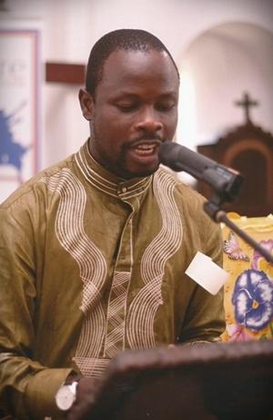 Pastor John Osa, NIGERIA