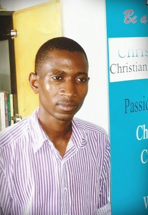 Mr. Ndlovu Nkanyezi, ZIMBABWE